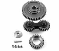 JP PERFORMANCE Steel Gear Drive set - Chevrolet 283-400
