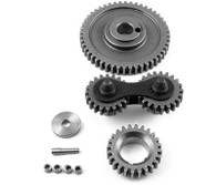JP PERFORMANCE Steel Gear Drive set - Ford Cleveland 302-351