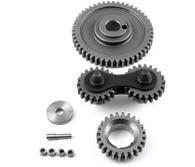 JP PERFORMANCE Steel Gear Drive set - Ford Windsor 302-351 EFI