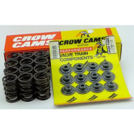 CROW CAMS Ford 6 Cylinder AU Double Spring / Retainer Kit - RACE