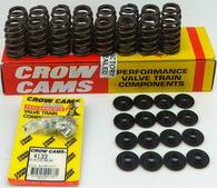 CROW CAMS Holden V8 304-308 Retrofit Spring / Retainer Kit VTKCS83A