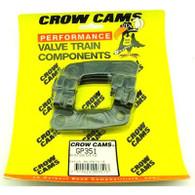 CROW CAMS Ford Pushrod Guide Plates - Windsor