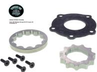 TLG Holden VN-VR Buick / VS-VY Ecotec V6 4340 Billet Oil Pump Gears & Backing Plate Pack