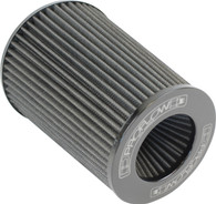 "PROFLOW 2.5"" Inlet Pod Filter 190mm High BLACK"