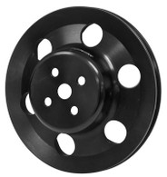 PROFLOW Ford 302-351 Cleveland Water Pump Pulley - BLACK