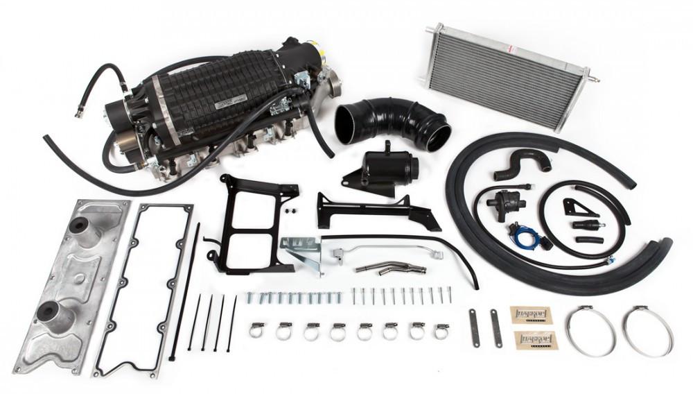 HARROP GM LS1/LS2 HTV1900 Supercharger kit - VT-VZ CATHEDRAL PORT