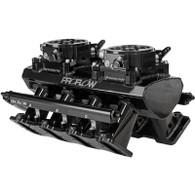 PROFLOW Fabricated GM LS1/LS2/LS6 EFI Intake Manifold KIT