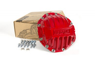 HARROP H/D Differential Cover suit Nissan Navara D40 - RED