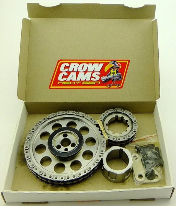 CROW CAMS High Performance Timing Chain Set - LS1 Dual Row