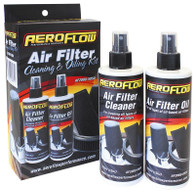 AEROFLOW Air Filter Cleaner and Oil Kit