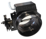 AEROFLOW Billet 102mm Throttle Body - BLACK