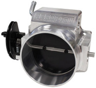 AEROFLOW Billet 102mm Throttle Body - SILVER