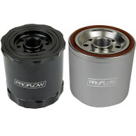 PROFLOW Billet Spin-on Oil Filter M12 x 1.5 (IMPORTS)