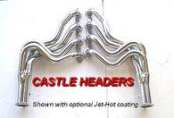 CASTLE HEADERS - VE Commodore LS2 4 into 1 DESIGN - CH100A