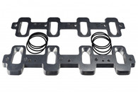 TLG GM LS Cathedral Port Head to Rectangle Port Intake Adapters