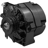 PROFLOW GM style Black 140A Alternator 1 Wire / Internal Regulator