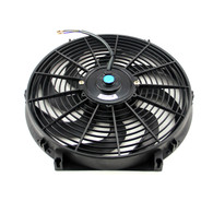 "TLG Reversable 'S' Blade Radiator Electric Thermo Fan - 14"" 12V - 1585cfm"