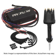 PROFLOW Chevrolet SB/BB Distributor, Ignition Box & Lead Kit