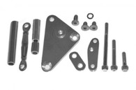 TLG GM LS Billet Alternator Bracket Kit (uses LS1 Water Pump)