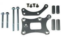 TLG GM LS Billet Alternator Relocation Bracket kit