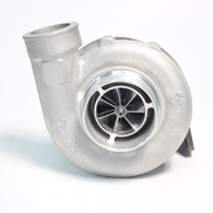 TLG S368 68mm Billet Race Turbocharger - 0.91AR Rear T4 Twin Scroll