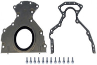 TLG GM LS Rear Main Cover - Complete kit