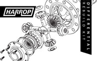 HARROP Differential Rebuild Kit - Borg Warner M80