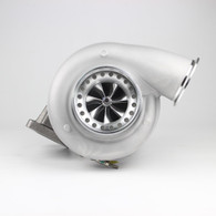 TLG S480 80mm Billet Race Turbocharger - 1.10AR Rear T4 Twin Scroll