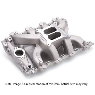 EDELBROCK Holden 5L w/VN Heads RPM Air-Gap Dual Plane Intake - CARB