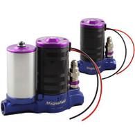 MAGNAFUEL Carbureted QuickStar 300 Electric Fuel Pump - With Filter