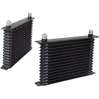 PROFLOW 15 Row Oil Cooler 340mm x 210mm x 50mm AN10