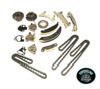 TLG High Performance Timing chain kit - Suit GM Alloytec V6 - LEO/LY7/LLT