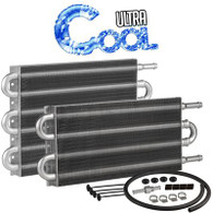 """Ultra Cool Tube and Fin Transmission Cooler 7.5"""" x 15.5"""""""