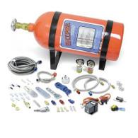 N.O.S Sniper EFI Wet 35-75 HP 10 lb. Bottle 4/6-Cyl Nitrous Oxide System
