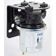 CARTER Universal Rotary Vane Electric Fuel Pump - 100GPH 7PSI