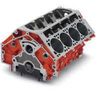 GM PERFORMANCE Cast Iron 9.240'' Deck LSX Bowtie Engine Block