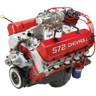 GM PERFORMANCE Crate Motor - ZZ572CID/620HP Deluxe V8