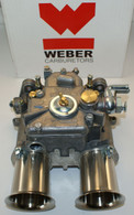 WEBER 45DCOE Genuine European Carburetor
