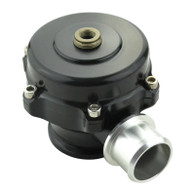 TLG 50mm Plumb-Back Blow Off Valve with Weld-on Flange & V-Band - SILVER