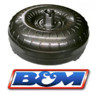 B&M RPM Hi Stall Torque Converter for Ford C4/C10 Trans - 3200 RPM