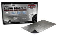 CAR BUILDERS Sound Deadener - Stage 1 OEM Silver