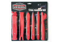 CAR BUILDERS 6pc Trim Removal Kit