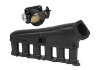 PROFLOW Inlet Plenum with 90mm T/B & Rail suit RB26DETT - BLACK