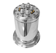 PROFLOW Billet Surge Tank - POLISHED