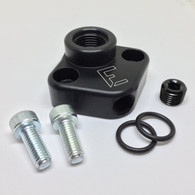 Franklin Eng.  External Oil Feed Adaptor - MAZDA RX8 13B
