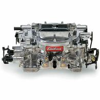 EDELBROCK 650CFM Thunder Series AVS® Carburetor Manual Choke