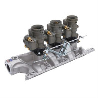 EDELBROCK Ford Small Block Carburettor and Manifold Combo Kit
