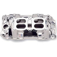 EDELBROCK Chevrolet Big Block Performer RPM Air Gap Intake Manifold - Endurashine