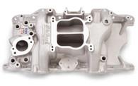 EDELBROCK Chrysler Small-Block Performer Series 318/360 Satin Manifold