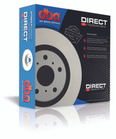 DBA Street Series Front Rotor - Holden VR-VS 1993-97 DBA035